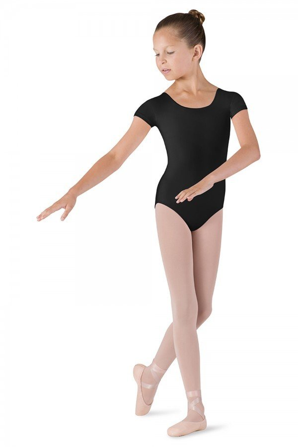 BLOCH Cap Sleeve Leotard - Child 00006