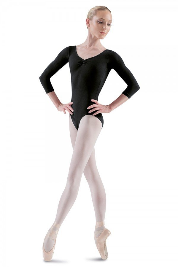 BLOCH 3/4 Sleeve - Adult 00010
