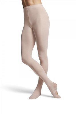 Bloch Contoursoft Convertible Tights - Adult