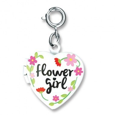CHARM IT! Flowers Locket 33