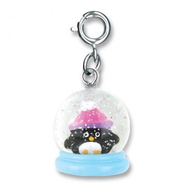 CHARM IT! Penguin Snow Globe