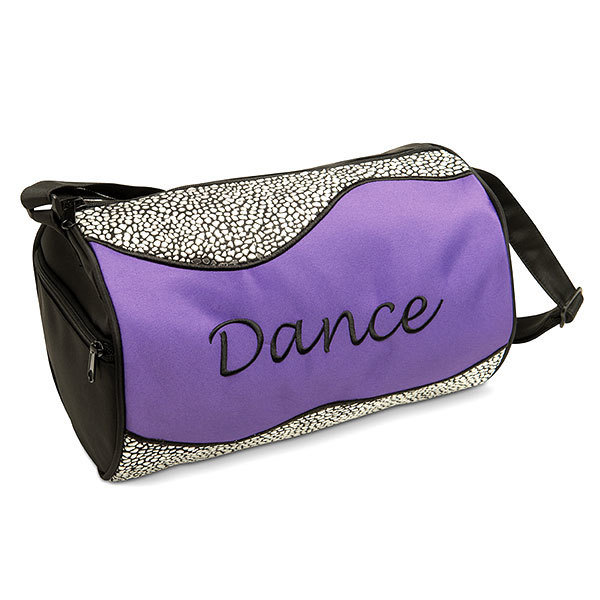 Purple Dance Mini Duffel 00029