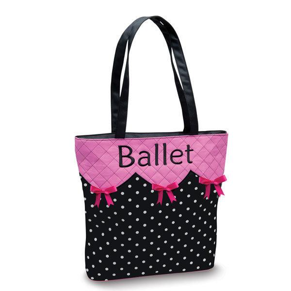 Ballet Tote Bag 00030