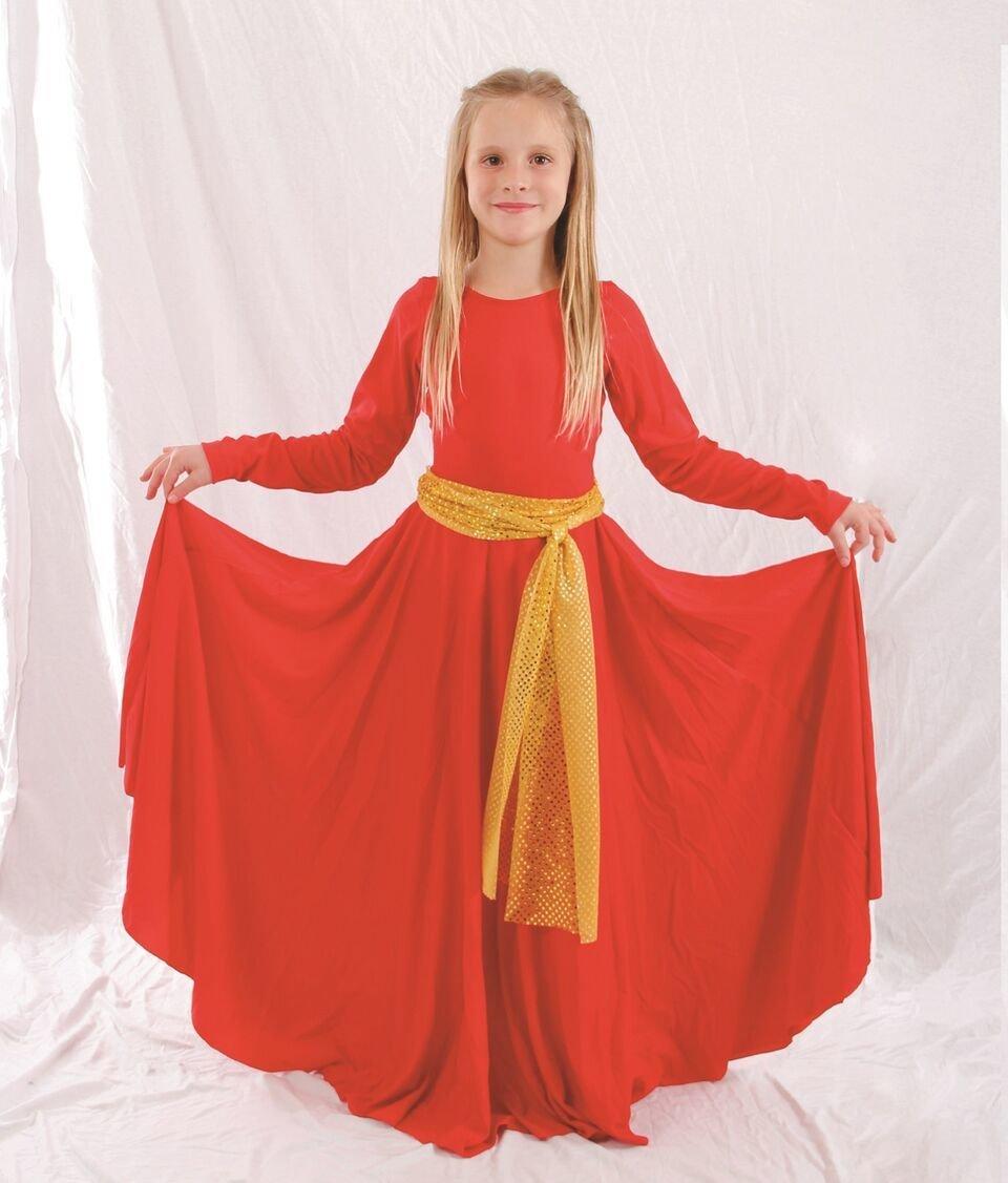 Basic Moves Dress - Child 00034
