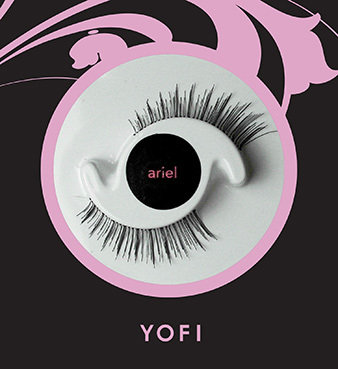 YOFI Fair False Eyelashes 00041