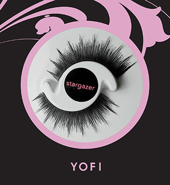 YOFI Thick False Eyelashes 00042