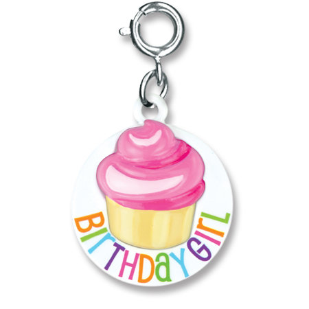 CHARM IT! Birthday Girl Charm 18