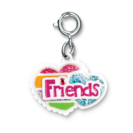 CHARM IT! Friends Heart 34