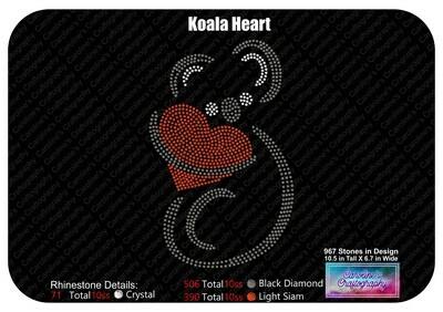 Koala Heart - Australia