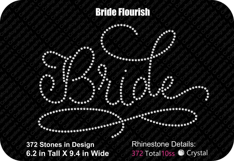 Bride Flourish