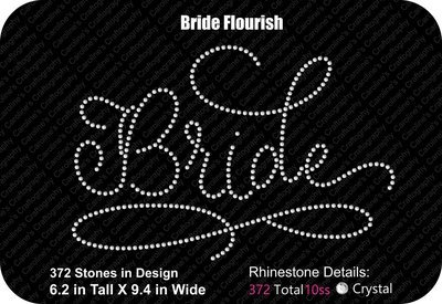 Bride Flourish