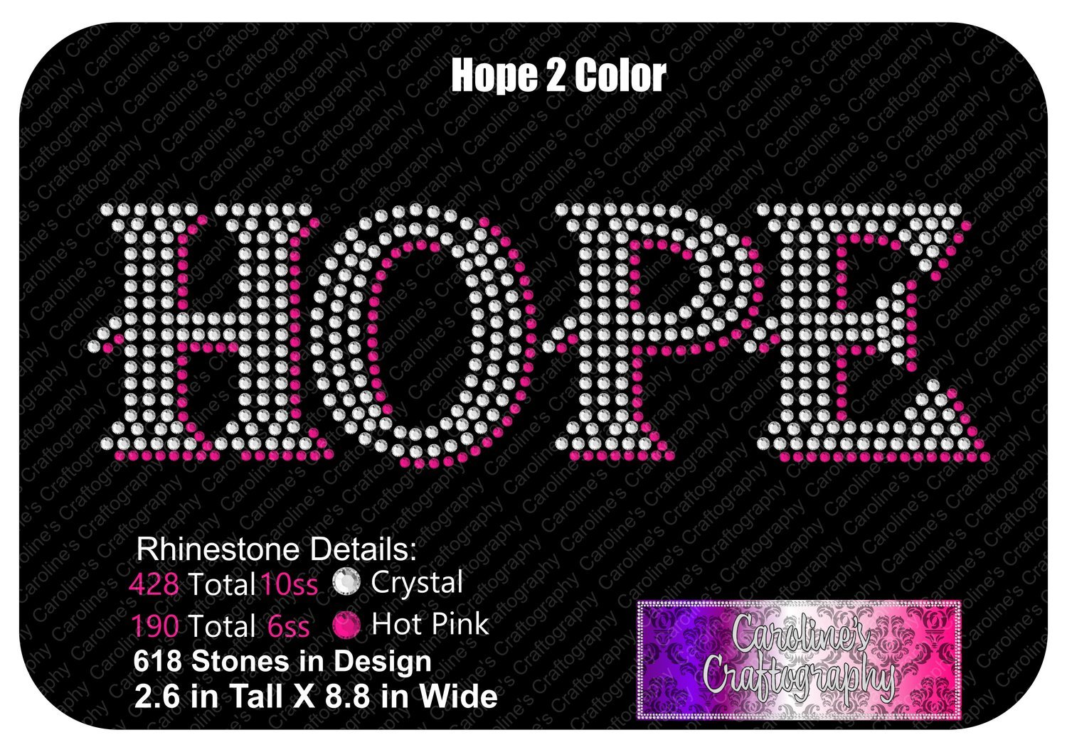 Hope 2 Color Stone