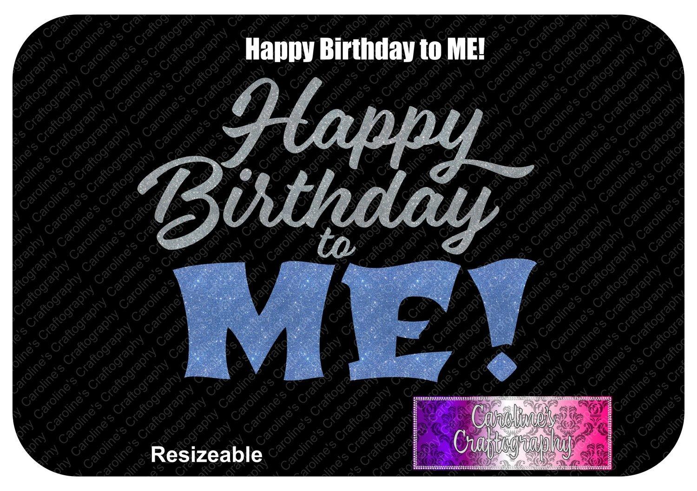 Happy Birthday to ME! Vinyl