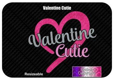 Valentine Cutie Vinyl