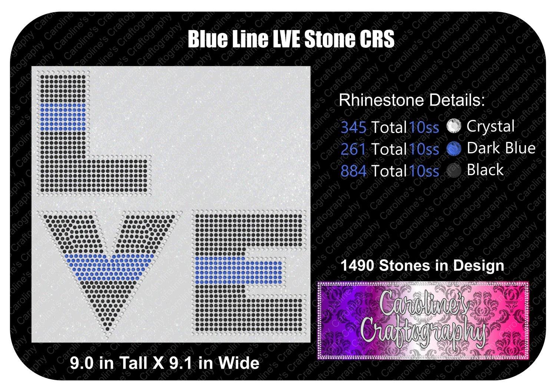 Blue Line LVE Stone