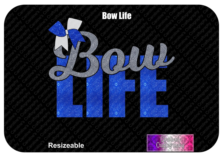 Bow Life Bow VInyl