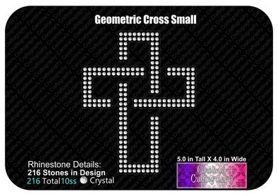 Geometric Cross Small LVE add-on