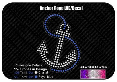 Anchor LVE-Decal Stone
