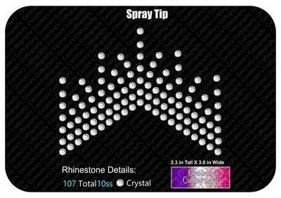 Spray Tips Stone