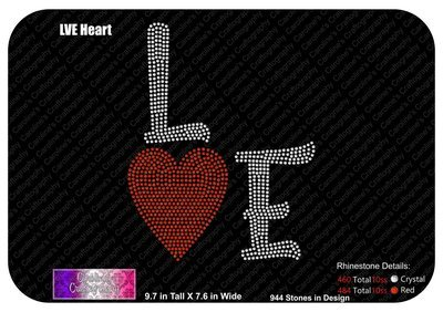 LVE Stone (Heart V)