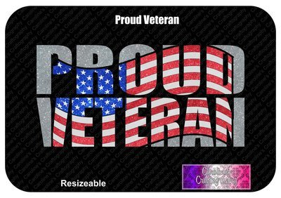 Proud Veteran Vinyl