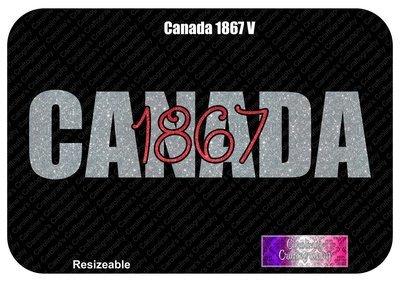 Canada 1867 Vinyl