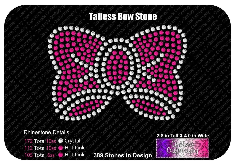 Bow Stone Tailess