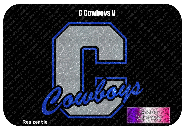 C Cowboys Vinyl