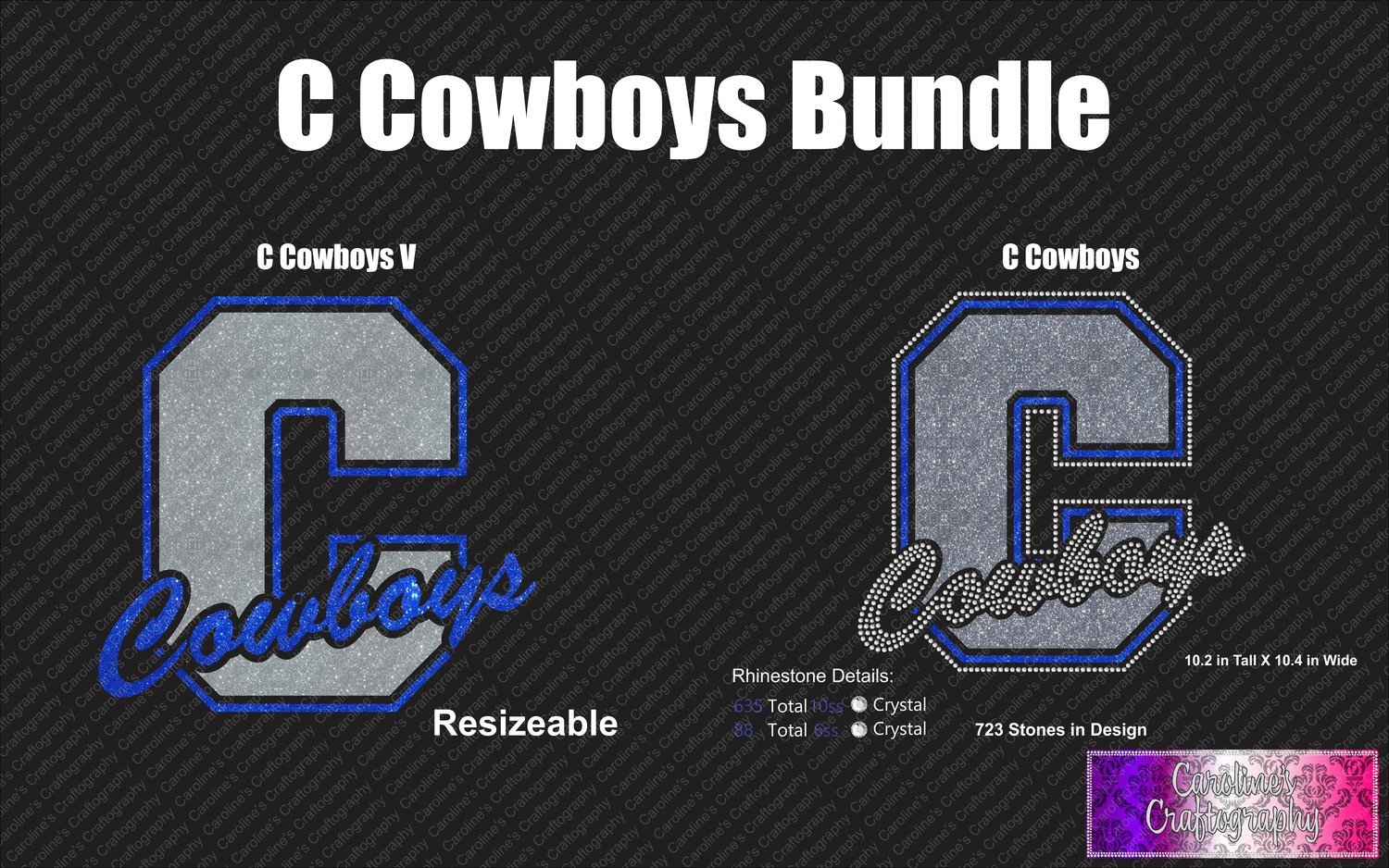 C Cowboys Bundle