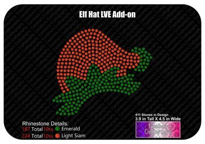 Elf Hat LVE Add-on