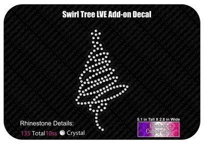 Swirly Tree LVE Add-on Decal
