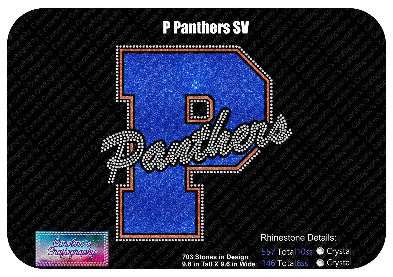 P Panthers Stone Vinyl