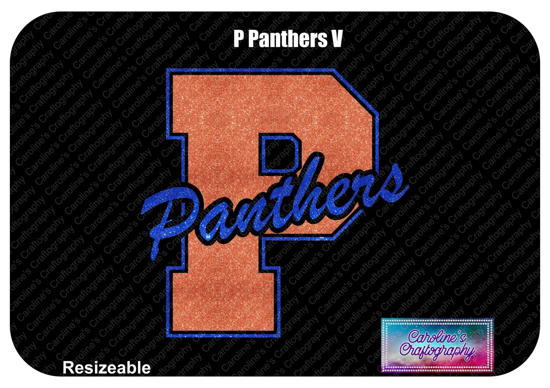 P Panthers Vinyl