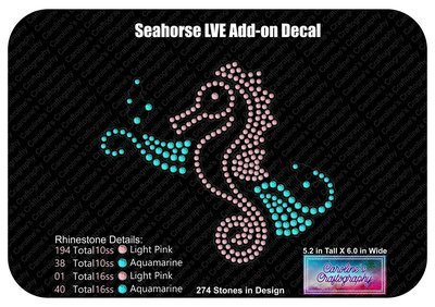 Seahorse LVE Add-on Decal