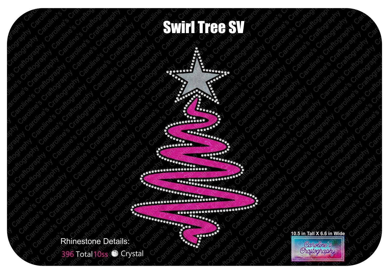 Swirl Tree Stone Vinyl