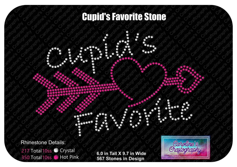 Cupid's Favorite Stone