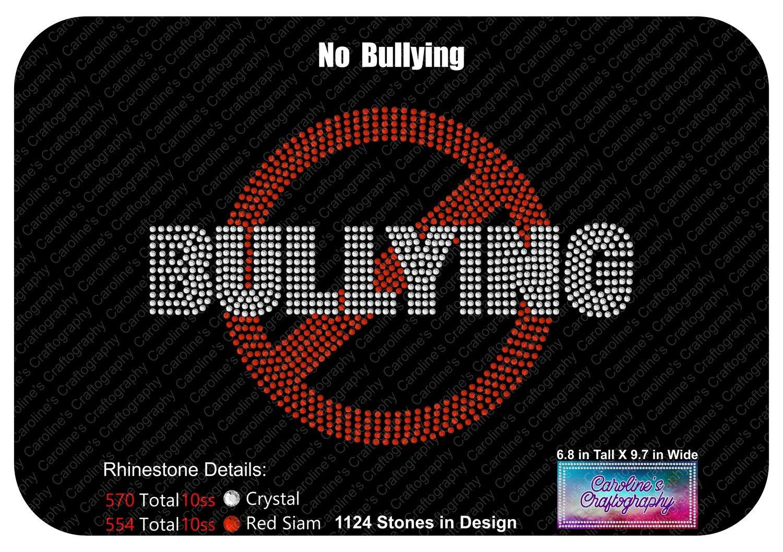 No Bullying Stone