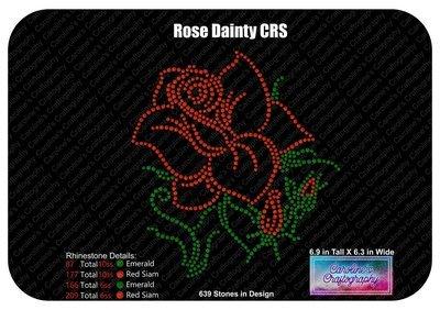 Rose Dainty Stone