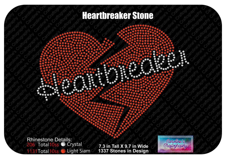 Heartbreaker Rhinestone