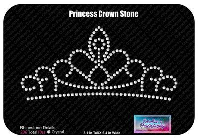 Princess Crown Rhinestone