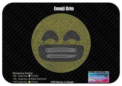 Grin Emoji