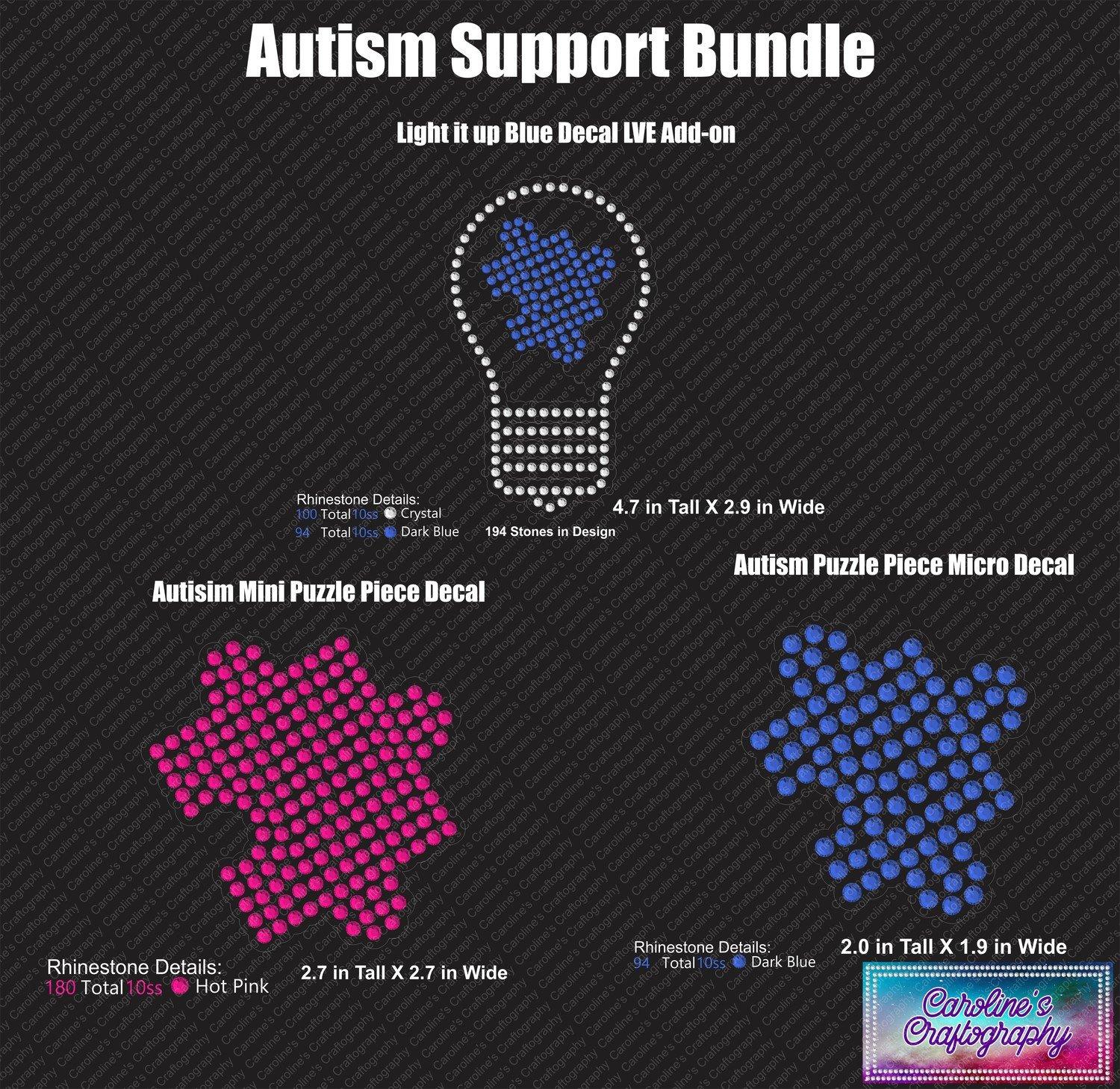 Autism Support Bundle