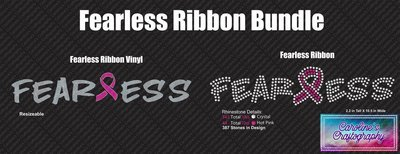 Fearless Ribbon Bundle