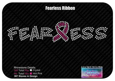 Fearless Ribbon Stone