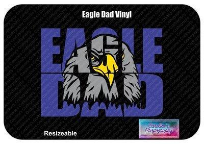 Eagle Dad Vinyl
