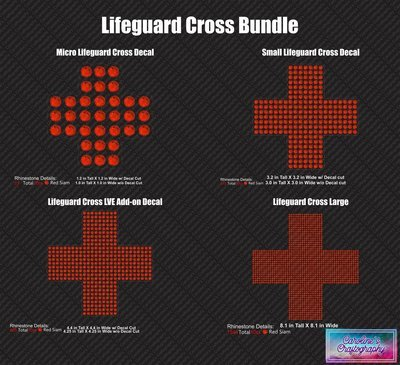 Lifeguard Cross Bundle