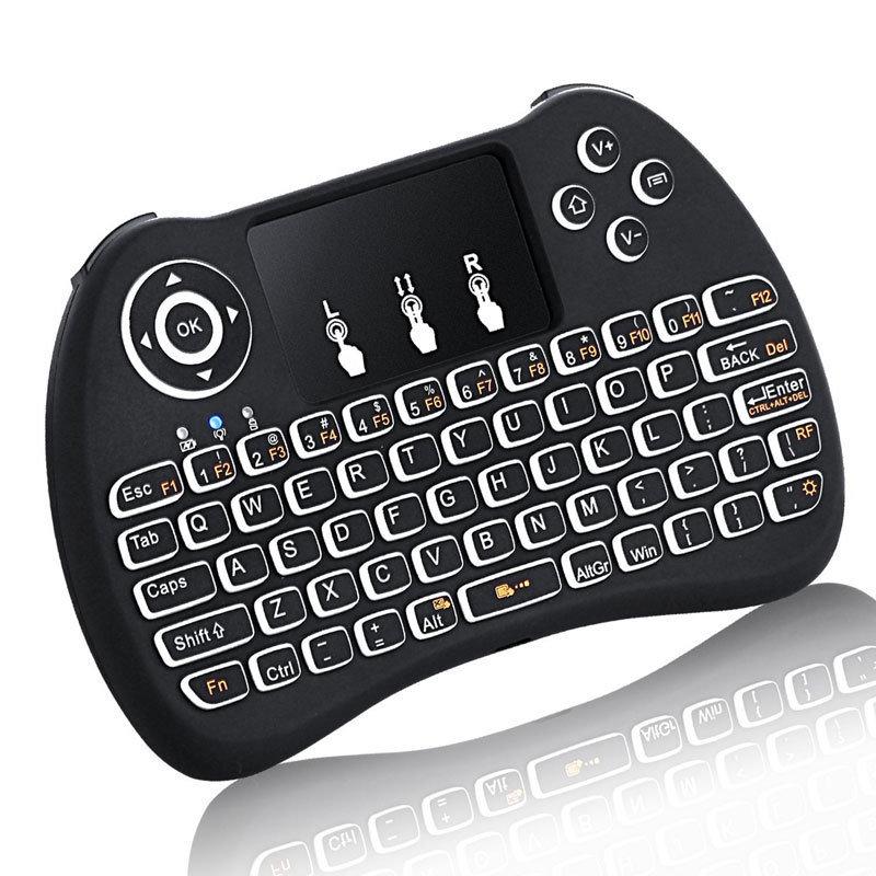 Mini clavier & souris sans fil H9 pour TV BOX & PC