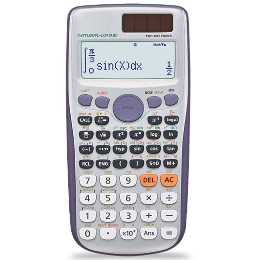 Calculatrice scientifique V.P.A.M