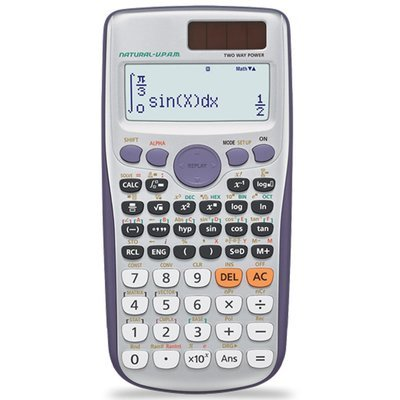 Calculatrice scientifique V.P.A.M