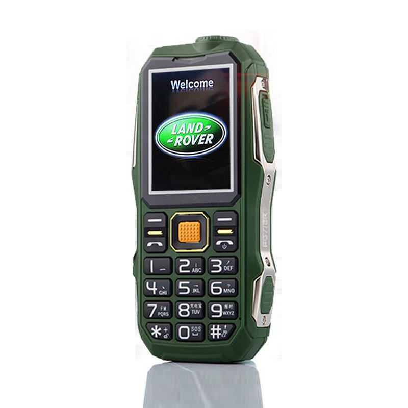 Telephone Géant Blinde D9000+ avec grande batterie 13800mAh